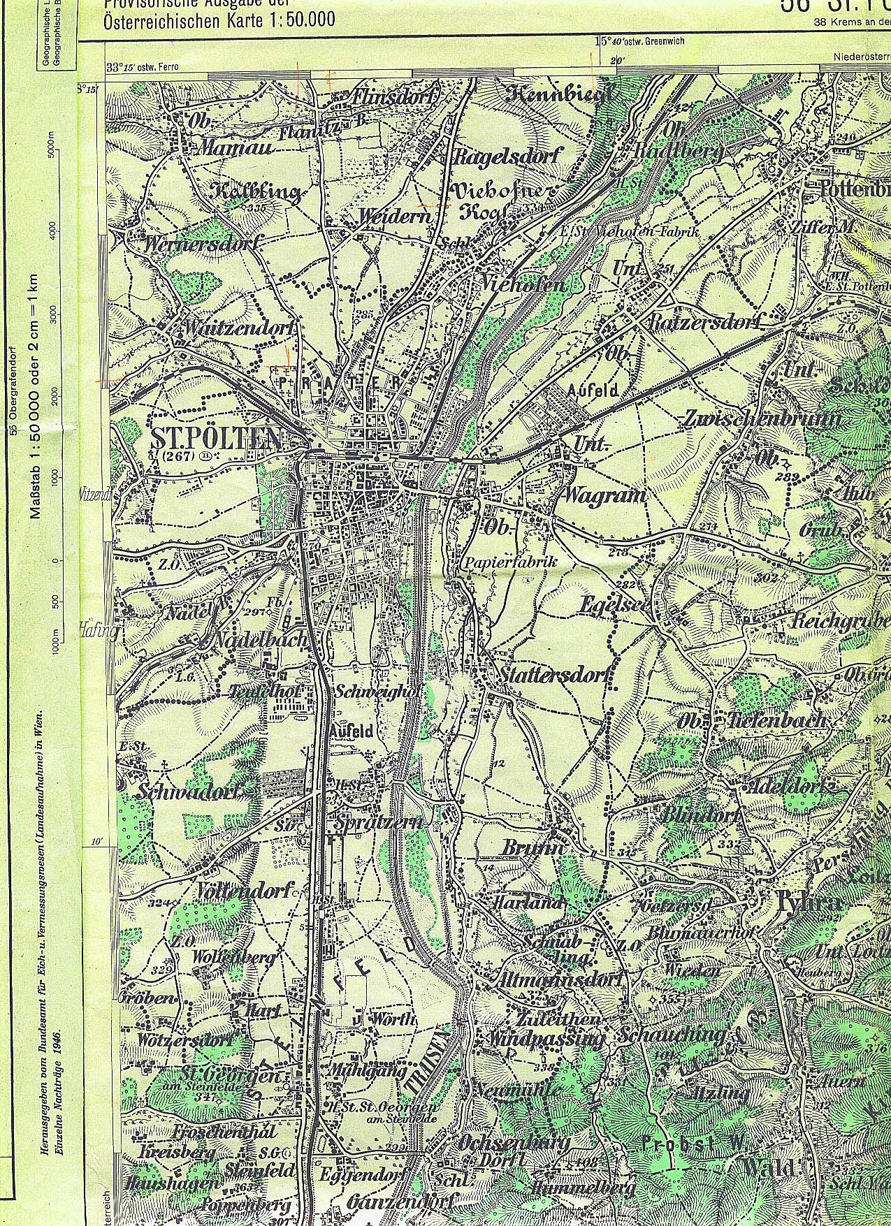 Fachportal der Pädagogischen Hochschule Niederösterreich: Karten